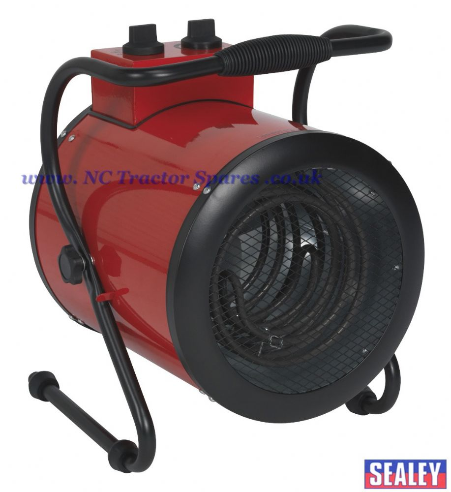 Industrial Fan Heater 5kW 415V 3ph